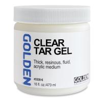 Clear Tar Gel