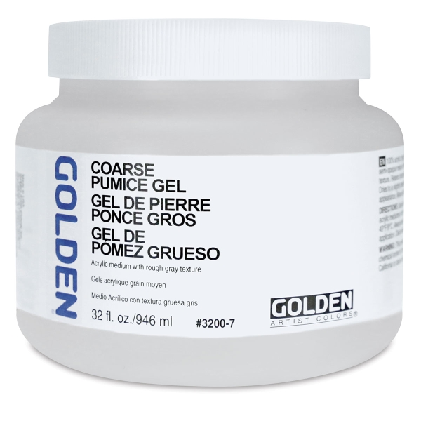 Pumice Gel - Coarse
