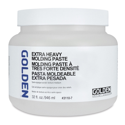 Extra Heavy Molding Paste