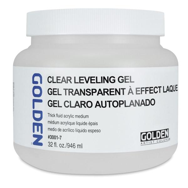 Clear Leveling Gel