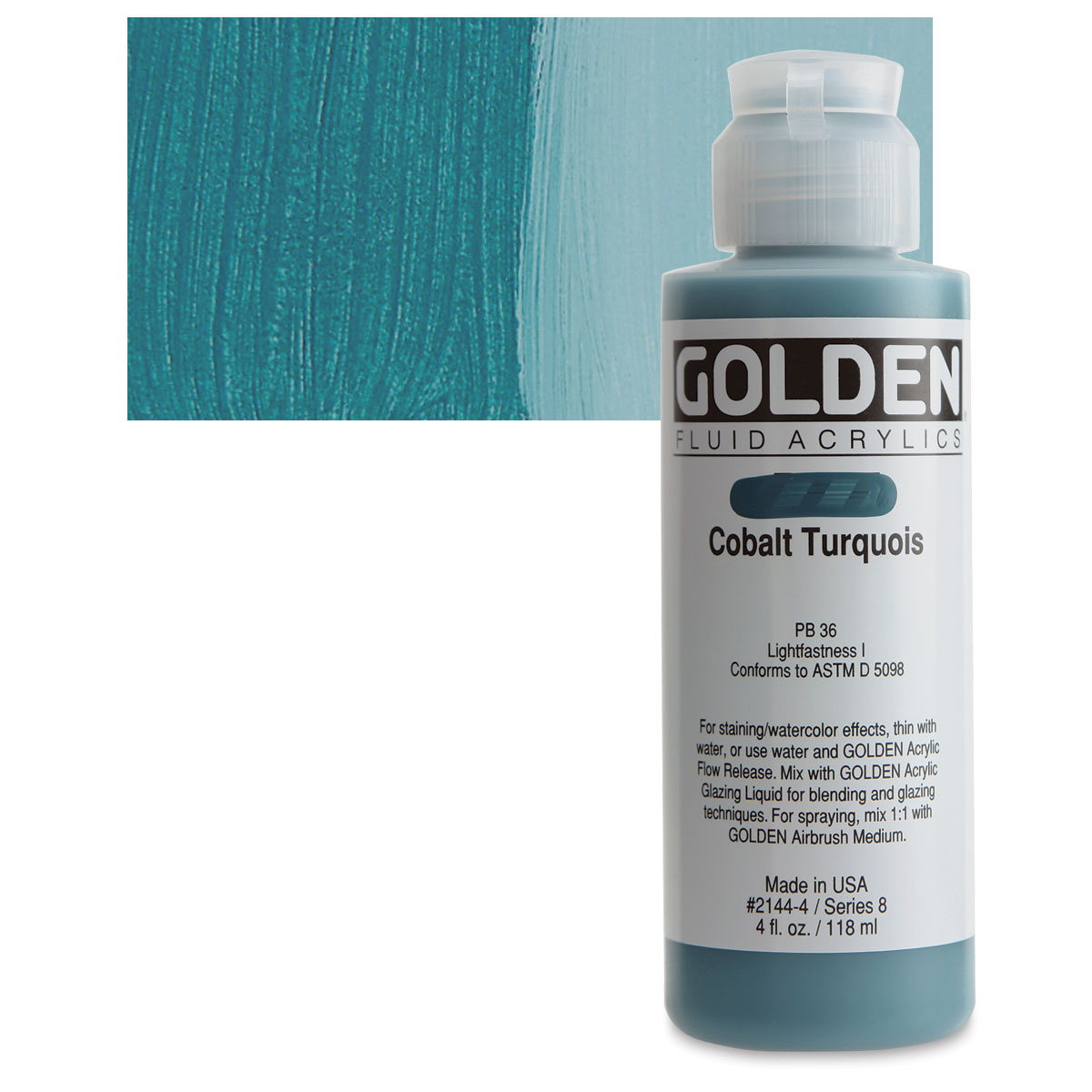 006385374 golden fluid acrylics blick art materials
