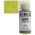 Golden Fluid - Green Gold