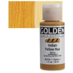 Indian Yellow Hue