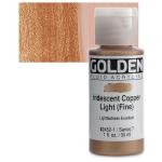Iridescent Copper Light (Fine)