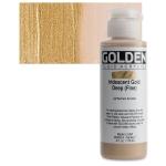 Iridescent Gold Deep (Fine)