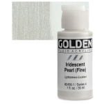 Golden Fluid - Iridescent Pearl (Fine)