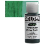 Phthalo Green Yellow Shade