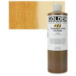 Transparent Yellow Iron Oxide