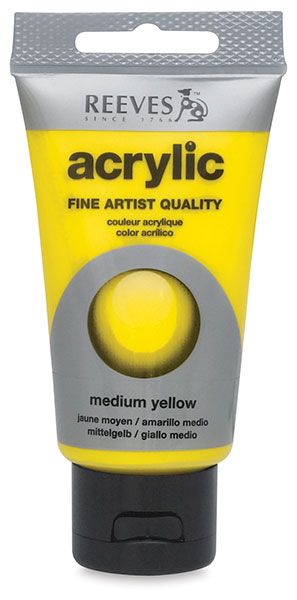Reeves Acrylics, 200 ml