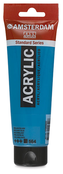 Amsterdam Acrylics, 120 ml Tube