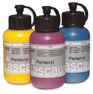 Perlacryl Iridescent Acrylics