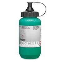 Lascaux Artist Acrylics, 390 ml Bottle, Phthalo Turquoise