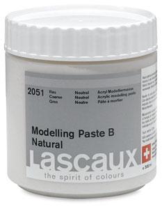 Modeling Paste B, Natural