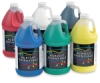 Set of 6, Primary Colors, Half Gallons