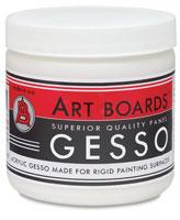 Art Boards Acrylic Panel Gesso