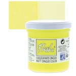 Fluorescent Light Yellow