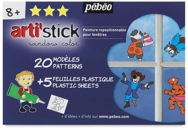 20 Assorted Patterns, Age 8+