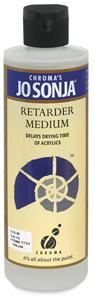 Retarder Medium, 8 oz Bottle