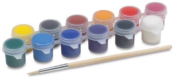 Paint Pot Set