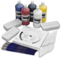 Blickrylic Color Mixing Class Pack