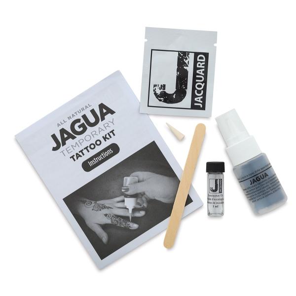 Jacquard Jagua Temporary Tattoo Body Art Kit Blick Art Materials