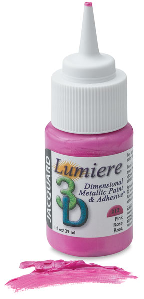 Lumiere 3D, Pink