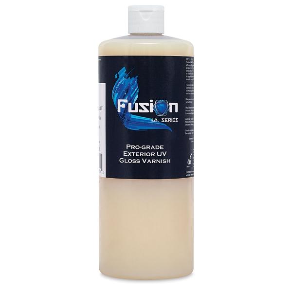 Pro-Grade Exterior UV Varnish, Gloss