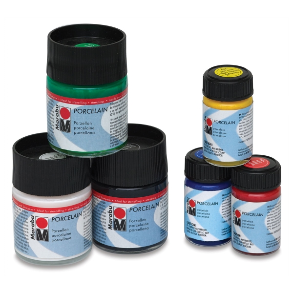 Marabu Porcelain Paints