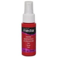 DecoArt Media Acrylic Mister, Red