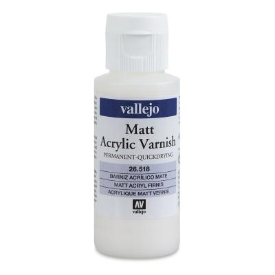 Permanent Acrylic Varnish, Matte