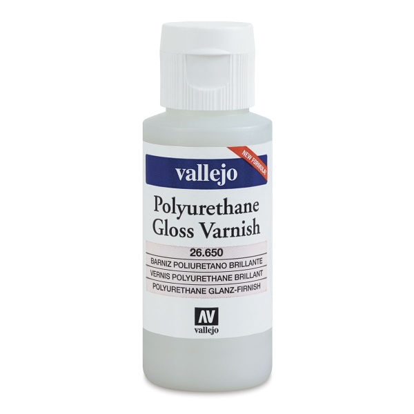 Polyurethane Varnish, Gloss