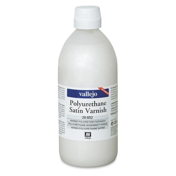 Polyurethane Varnish, Satin