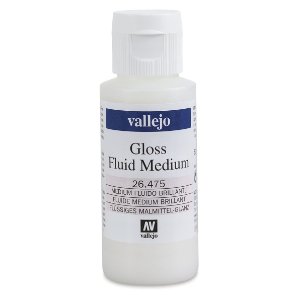 Acrylic Fluid Medium, Gloss