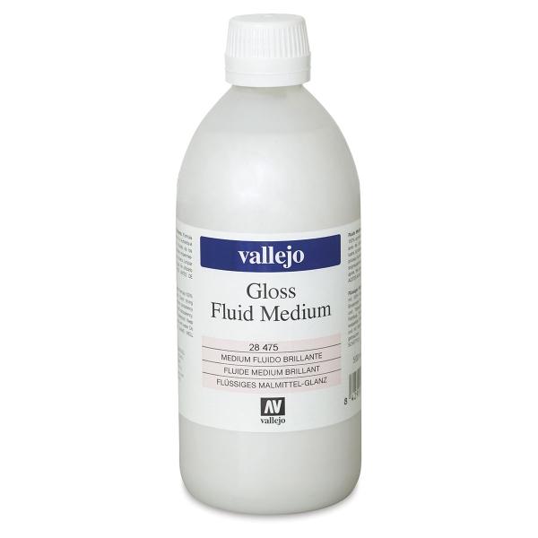 Acrylic Fluid Medium, Gloss