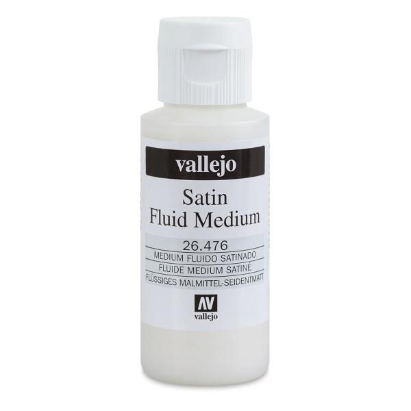 Acrylic Fluid Medium, Satin