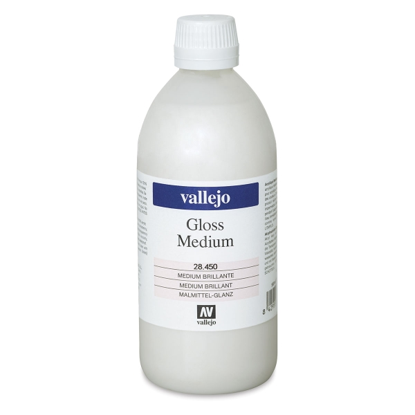 Vallejo Medium, Gloss
