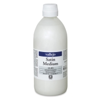 Vallejo Medium, Satin