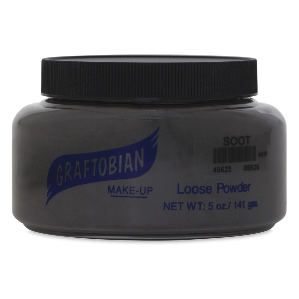 Black Soot Powder