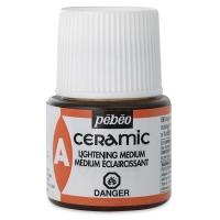 Pebeo Ceramic Lightening Medium, 45 ml