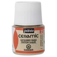 Pebeo Ceramic Antique White, 45 ml
