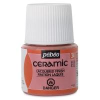 Pebeo Ceramic, Pink, 45 ml
