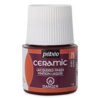 Pebeo Ceramic, Ruby, 45 ml