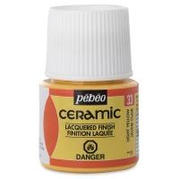 Pebeo Ceramic, Light Yellow, 45 ml