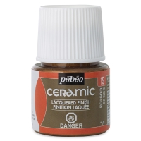 Pebeo Ceramic, Rich Gold, 45 ml