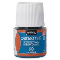 Pebeo Ceramic, Blue, 45 ml