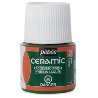 Pebeo Ceramic, Green, 45ml