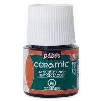 Pebeo Ceramic, Emerald, 45 ml