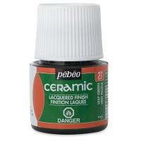 Pebeo Ceramic, Leaf Green, 45 ml
