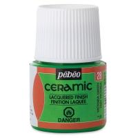 Pebeo Ceramic, Victoria Green, 45 ml