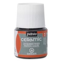 Pebeo Ceramic, Metallic,  45 ml